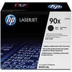 HP Inc. 90X Black LaserJet Toner Cartridge CE390X