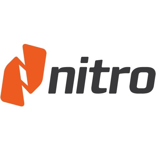 Nitro PDF Software NITRO PDF PROFESSIONAL OCR UPGRADE SING