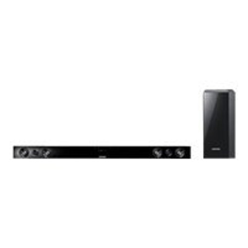 Samsung Electronics HW-D550 - speaker system - for home theater - wireless