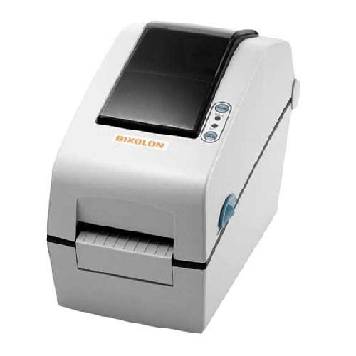 Samsung SLP-D223 300DPI Direct Thermal Printer Serial/Parallel/USB with Peeler - White