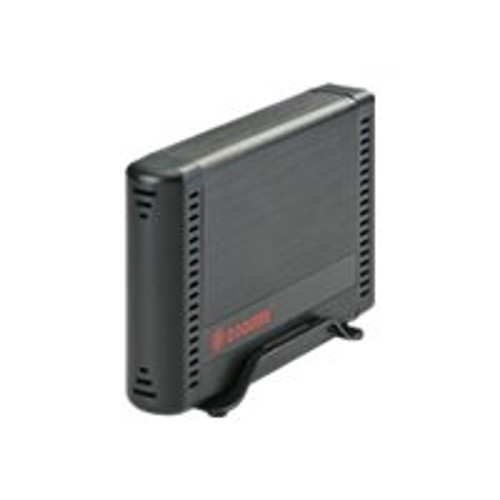 Coolmax Technology HD-381BK-U3 - storage enclosure - SATA 6Gb/s - USB 3.0