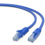 5' Cat6 Utp Snagless Rj45 Cable - Blue