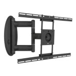 "Premier Mounts Swingout Mount AM80 - Mounting kit ( swingout mount ) for LCD / plasma panel ( Tilt & Swivel ) - screen size: 37"" - 47"" - wall-mountable AM80"