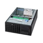 Supermicro SC745 TQ-920B - Tower - 4U - extended ATX - SATA/SAS - hot-swap 920 Watt - black - USB