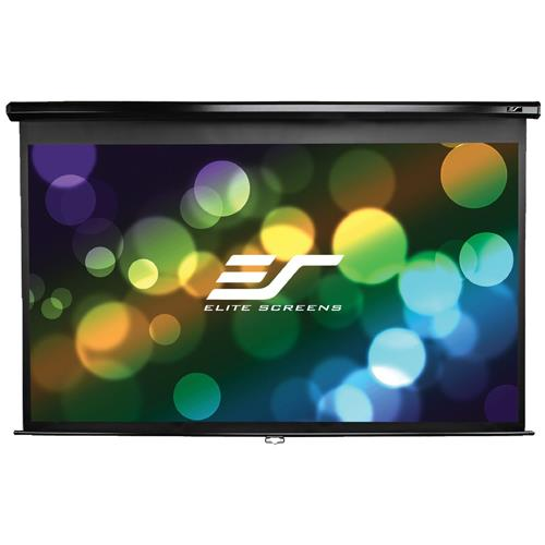 Elite Screens Manual Series M150UWH2 - projection screen - 150 in ( 381 cm )