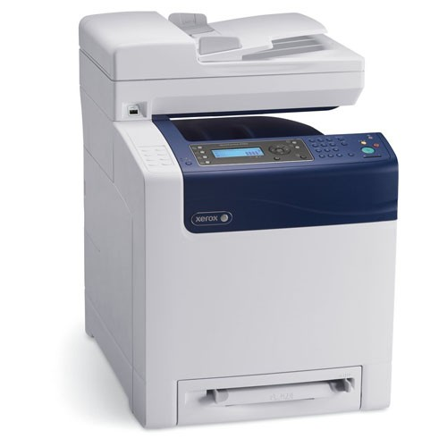 Xerox WorkCentre 6505/DN Color Laser Multifunction Printer - Standard Two-sided output