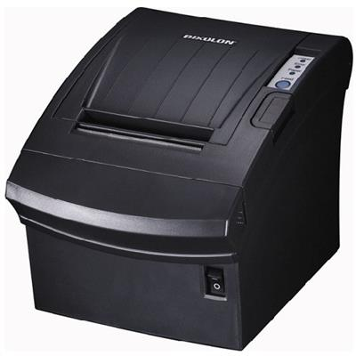 SamsungSRP-350PLUSII Thermal Receipt Printer USB/Auto Cutter - Black(SRP-350PLUSIICOG)