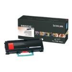 Extra High Capacity - black - original - toner cartridge LCCP - for E462dtn