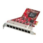 RocketPort EXPRESS 8J - Serial adapter - PCIe - RS-232/422/485 x 8