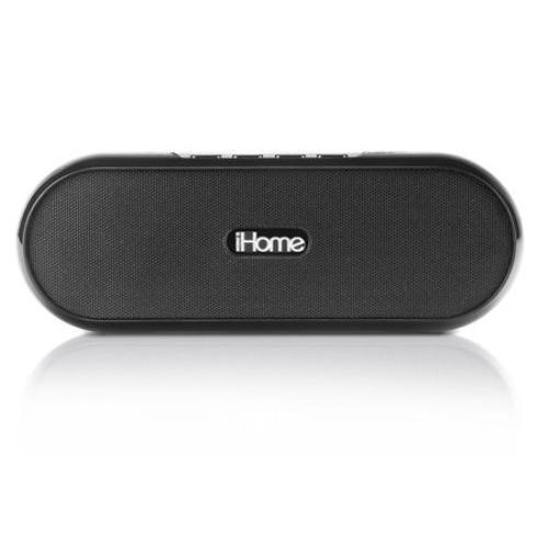 iHome iDM12 Rechargeable Portable Bluetooth Speaker System for iPad/iPhone/iPod - (30-pin Connector)