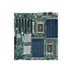 SUPERMICRO H8DGi-F - Motherboard - extended ATX - Socket G34 - 2 CPUs supported - AMD SR5690/SP5100 - 2 x Gigabit LAN - onboard graphics