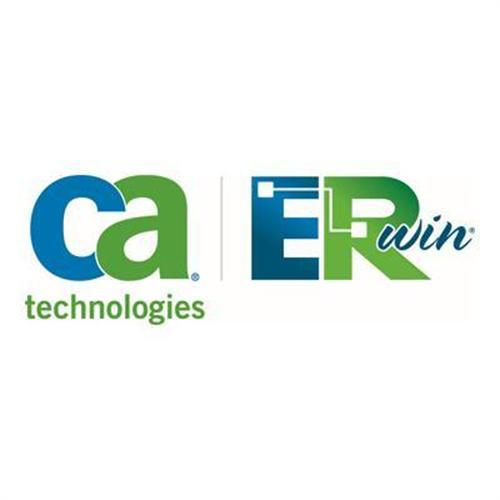 CA Data Management CA ERwin Data Modeler Workgroup Edition r8 - Upgrade from CA ERwin Data Modeler Maintenance r7.x to r8 - Product plus 3 Years Enterprise Maintenance