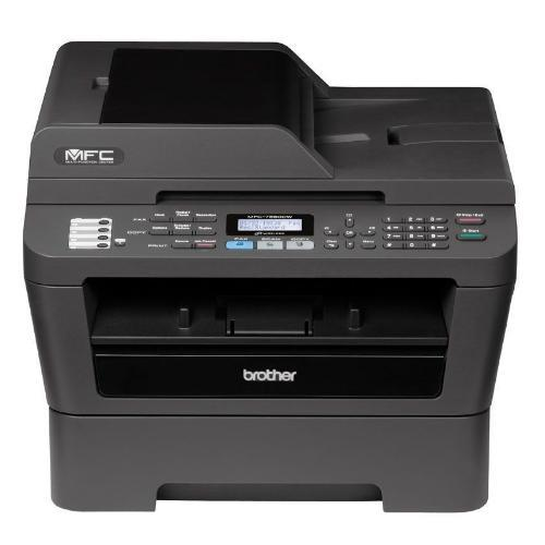 Brother MFC-7460DN Monochrome Laser Printer with Networking and Duplex Printing