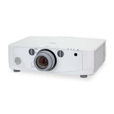 NEC Displays 5000 ANSI Lumens Advanced Professional Installation Projector with Lens (NP-PA500U-13ZL)