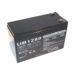 UB1280-F2 - UPS battery (equivalent to: Cyber Power UB1280) - 1 x lead acid 8 Ah