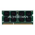 Axiom Memory AX - DDR3 - 4 GB - SO-DIMM 204-pin - 1066 MHz / PC3-8500 - unbuffered - non-ECC - for Dell Latitude E4200, E4300; Precision Mobile Workstation M6400, M6400 Covet A2038272-AX
