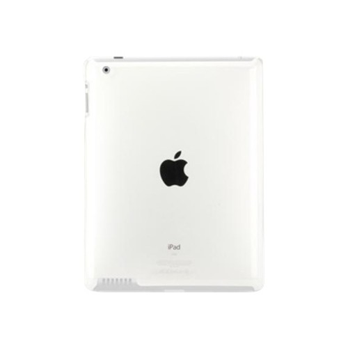 Scosche Scosche snapSHIELD P2 Low Profile Polycarbonate Case for iPad 2 - Clear