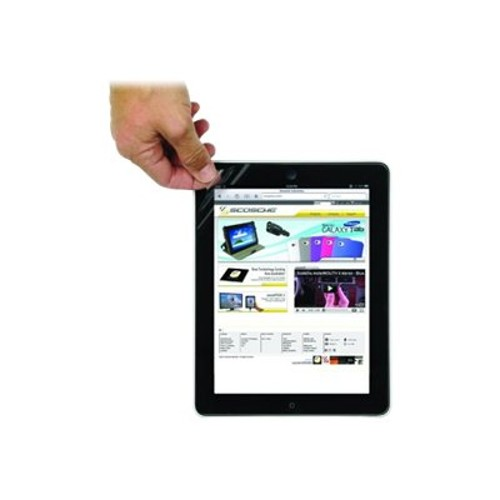 Scosche Scosche klearCOAT P2 Ultra-clear Screen Protectors for iPad 2 - Clear