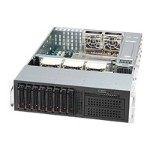 Super Micro Supermicro SC835 TQ-R920B - Rack-mountable - 3U - enhanced extended ATX - SATA/SAS - hot-swap 920 Watt - black CSE-835TQ-R920B