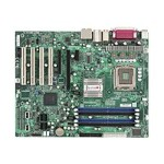 SUPERMICRO C2SBA - Motherboard - ATX - LGA775 Socket - G33 - Gigabit LAN - onboard graphics - HD Audio (8-channel)