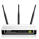 TL-WA901ND Max Range 300Mbps Access Point - Wireless access point - 802.11b/g/n - 2.4 GHz