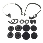 VXI Corporation Convertible Refresher Kit for BlueParrott Xpressway/Tria headsets 202852