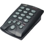 D200 Dialpad with Keypad - Corded Phone