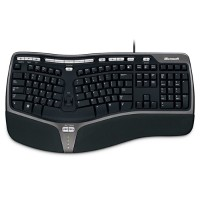 Microsoft Natural Ergonomic USB Keyboard 4000 for Business - Niorth America 5QH-00001