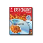 Roxio Easy CD & DVD Burning - Box pack - 1 user - Win - English