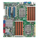 KGPE-D16 Server Motherboard - Dual Socket G34, AMD SR5690 + SP5100 Core Logic, 16 Slots DDR3 800/1066/1333 Mhz Memory, 4x PCI-E x16