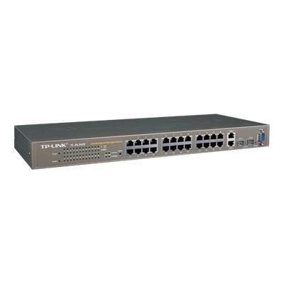 TP-Link TL-SL3428 - switch - 24 ports - managed - rack-mountable (TL-SL3428)