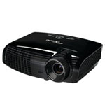 Optoma Portable Series TW762 - DLP projector - 4000 ANSI lumens - WXGA (1280 x 800) - widescreen - High Definition 720p TW762