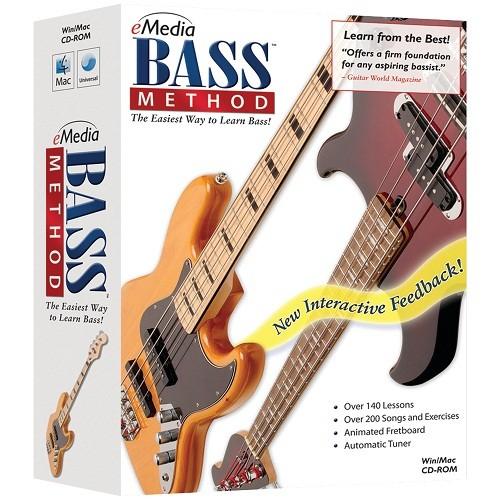 Emedia Emedia Bass Method V2