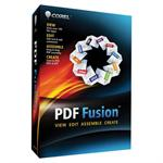 Corel PDF Fusion - 1 User DVD Mini-Box CPDFF1ENMB