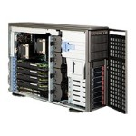"""Supermicro SuperServer 7046GT-TRF-FC407 - Server - tower - 4U - 2-way - RAM 0 MB - SATA - hot-swap 3.5"""" - no HDD - Tesla C2070 - GigE - monitor: none"""