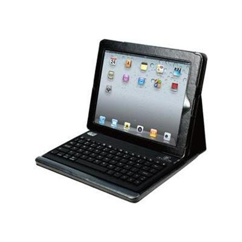 Adesso Compagno 2 Bluetooth Keyboard with Carrying Case for new iPad and iPad 2
