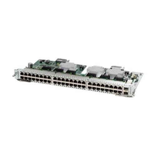 PCM | Cisco, Enhanced EtherSwitch Service Module Advanced - Switch - L3 -  managed - 48 x 10/100 (PoE) + 2 x SFP - plug-in module - PoE - for 2921,