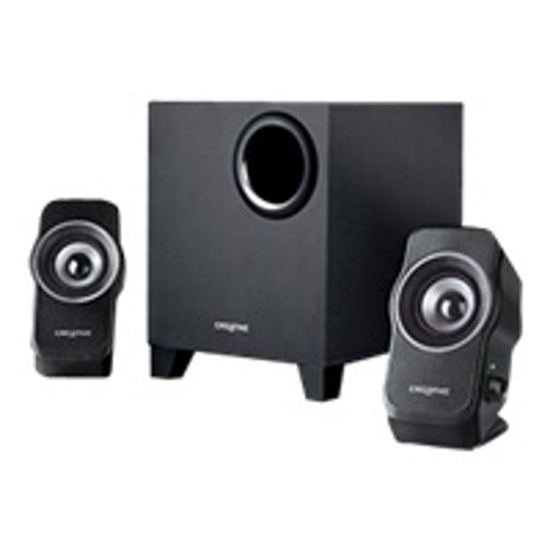 Creative Labs A220 - speaker system - for PC