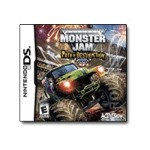 Monster Jam Path of Destruction - Nintendo DS