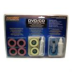 DVD/CD Disc Repair Plus - CD/DVD cleaning and repair kit - for P/N: 240121, 240131, 240132