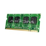 DDR2 - 1 GB - SO-DIMM 200-pin - 667 MHz / PC2-5300 - unbuffered - non-ECC