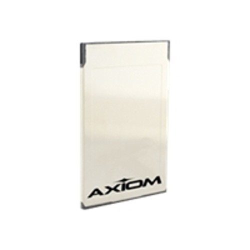 Axiom Memory Flash memory card - 128 MB - PC Card