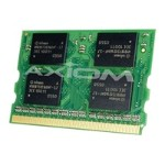 AX - DDR2 - 1 GB - MicroDIMM 172-pin - 533 MHz / PC2-4200 - unbuffered - non-ECC - for Panasonic Let's Note R5, R6, T5, W5, Y7; Toughbook eLite W5, Y5; Toughbook Executive Y7