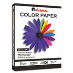 Universal Office Products Premium Colored Copier/Laser Printer Paper 11203