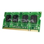 AX - DDR2 - 4 GB - SO-DIMM 200-pin - 800 MHz / PC2-6400 - unbuffered - non-ECC