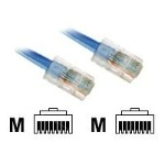 Patch cable - RJ-45 (M) to RJ-45 (M) - 50 ft - UTP - CAT 5e - stranded - gray