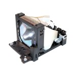 Premium Power Products DT00431-ER Compatible Bulb - Projector lamp - for BOXLIGHT CP 635; Dukane ImagePro 8052; Hitachi CP-S370, X385; ViewSonic PJ750