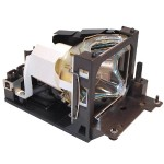 DT00471-ER Compatible Bulb - Projector lamp - for 3M Digital Projector X65; BOXLIGHT CP 775; Hitachi CP-S420, X430; Liesegang DV 400, 410