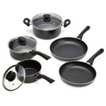 Artistry Eco-Friendly 8 Piece Cookware Set