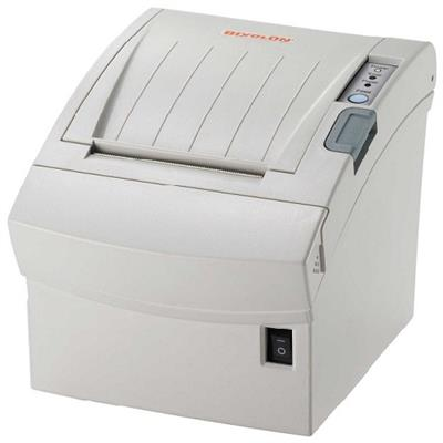 Samsung SRP-350plusII Thermal Receipt Printer Serial/USB - White (SRP-350PLUSIICOS)